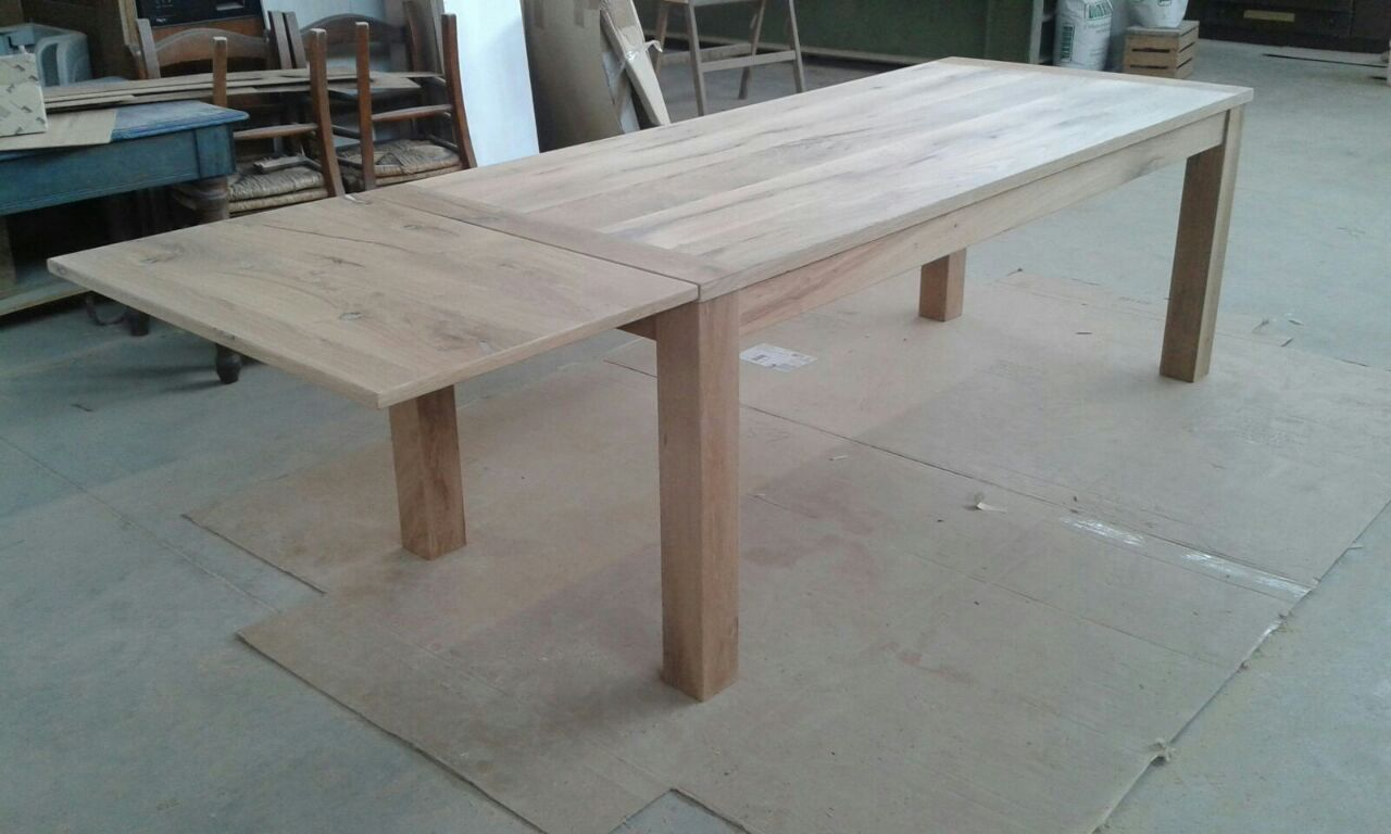 Lavorazioni a misura arredamenti molon gerardo for Prolunga tavolo